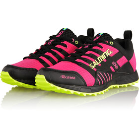 Salming Trail T4 Shoes Dam black/fluo pink